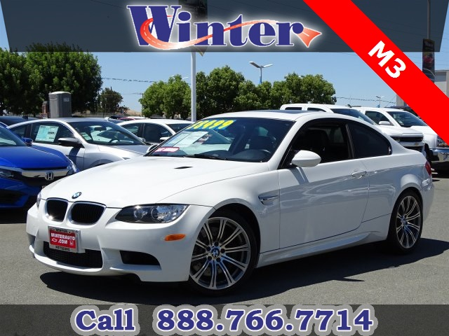PreOwned 2012 BMW M3 Base 2D Coupe in Pittsburg 43154A  Winter